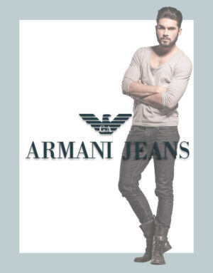 Armani jeans men Armani jeans women