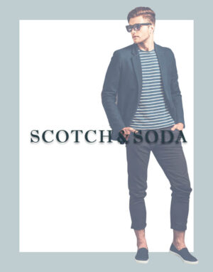 Scotch and soda men