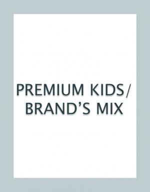 PREMIUM KIDS BRAND MIX